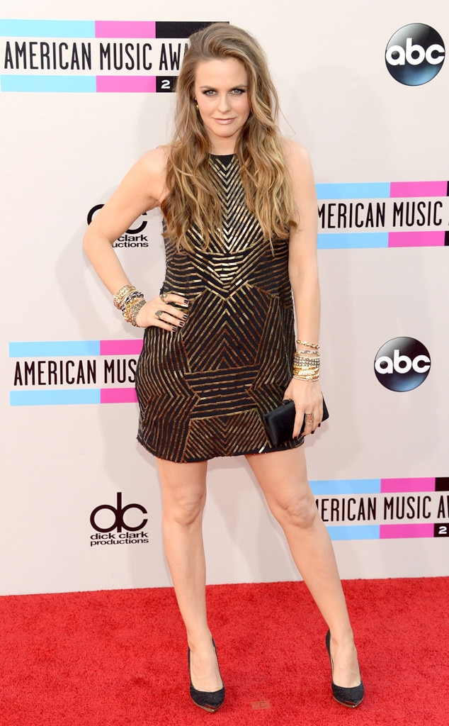 Alicia Silverstone, 2013 American Music Awards