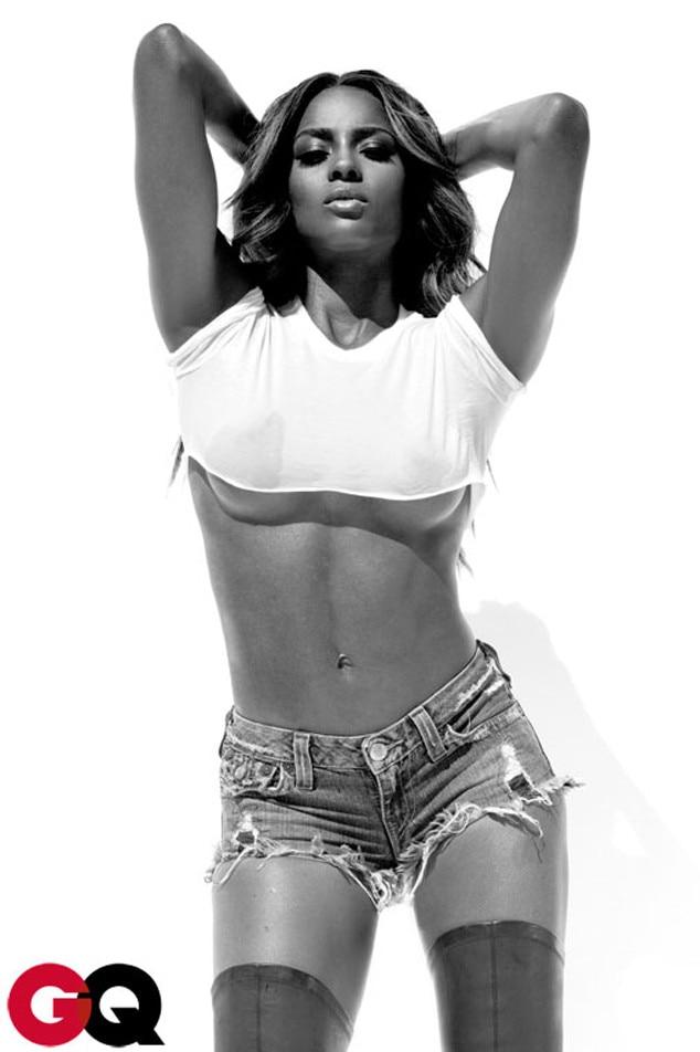 Ciara, GQ