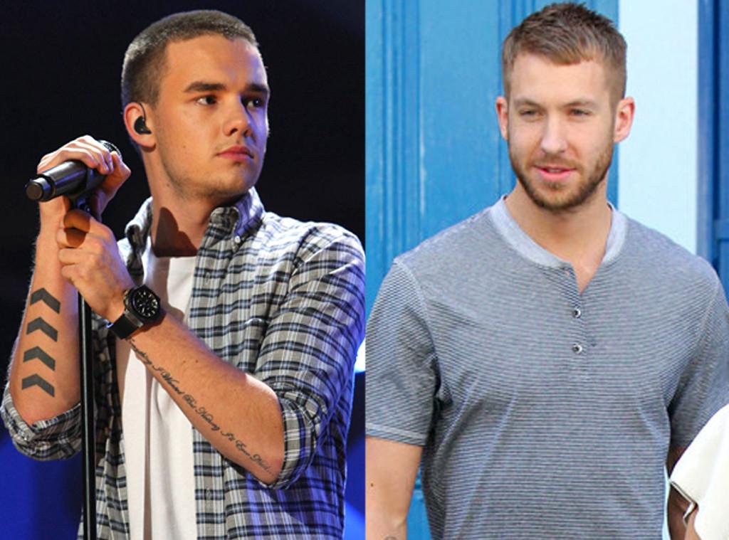 Calvin Harris, Liam Payne, Split