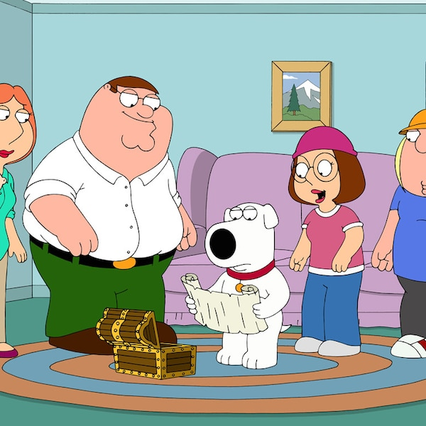 family guy and the good the This list of the best seasons of family guy will leave you doubled over in laughter the zany griffin family is at it again, and each season just gets better and be.