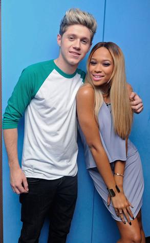 Niall Horan, Tamera Foster