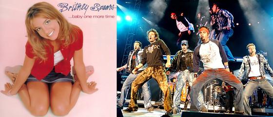 Britney Spears, N Sync