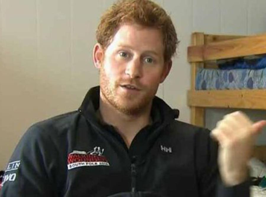 Prince Harry, BBC
