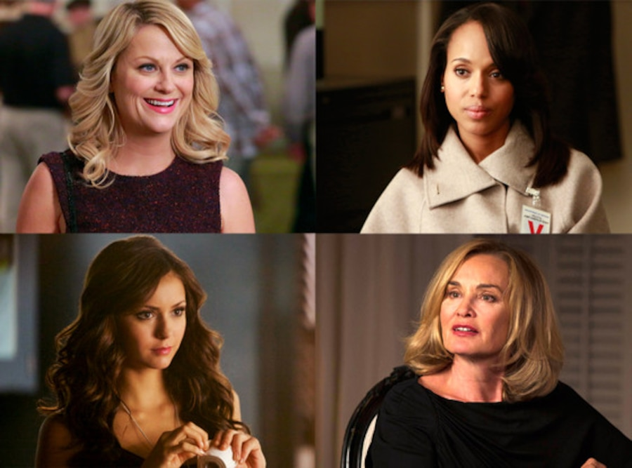 Thanksgiving TV, Parks and Rec, Scandal, Vampire Diaries, Coven