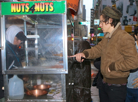 Harry Styles, Nuts