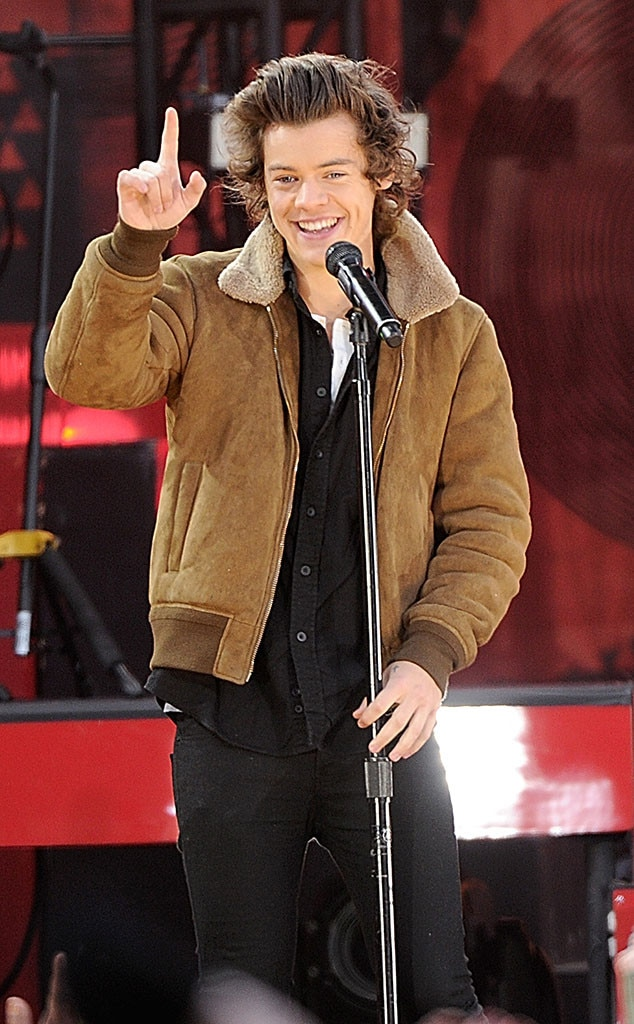 Harry Styles, Rumsey Playfield, NYC