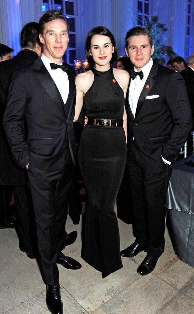 Benedict Cumberbatch, Michelle Dockery, Allen Leech