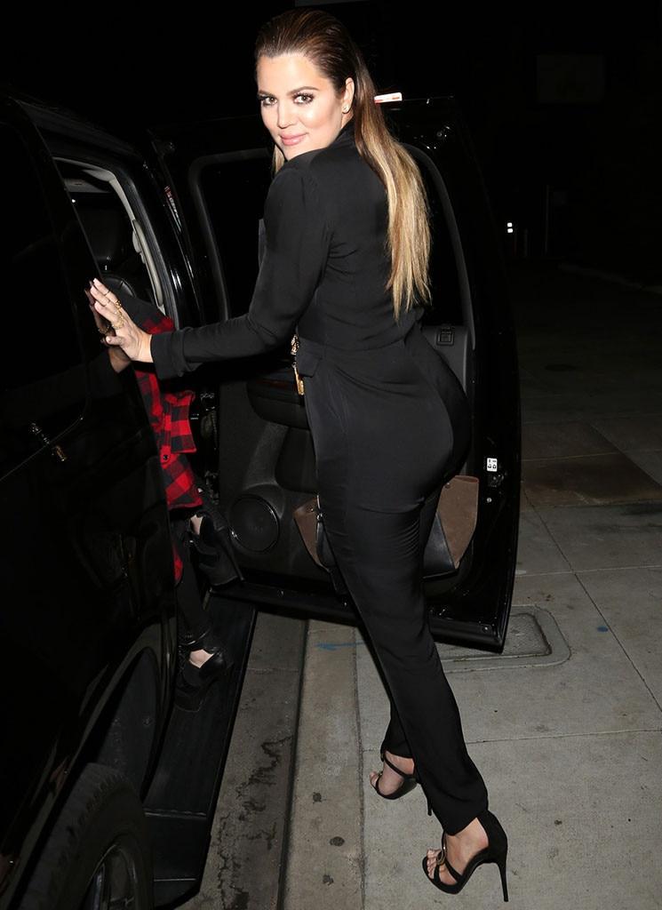 Khloe Kardashian, Mr. Chow, Beverly Hills