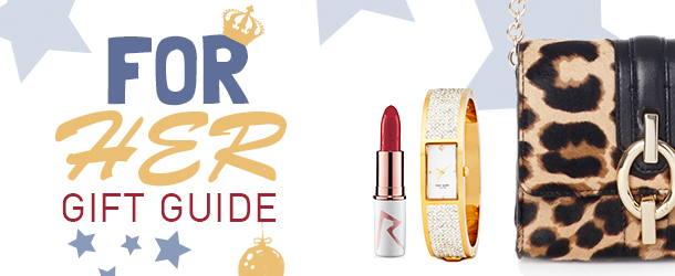 2013 Holiday Gift Guide - For Her - Shorter