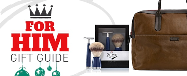 2013 Holiday Gift Guide - For Him - Shorter