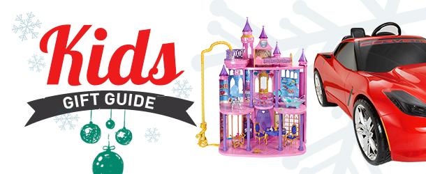 2013 Holiday Gift Guide - Kids - Shorter