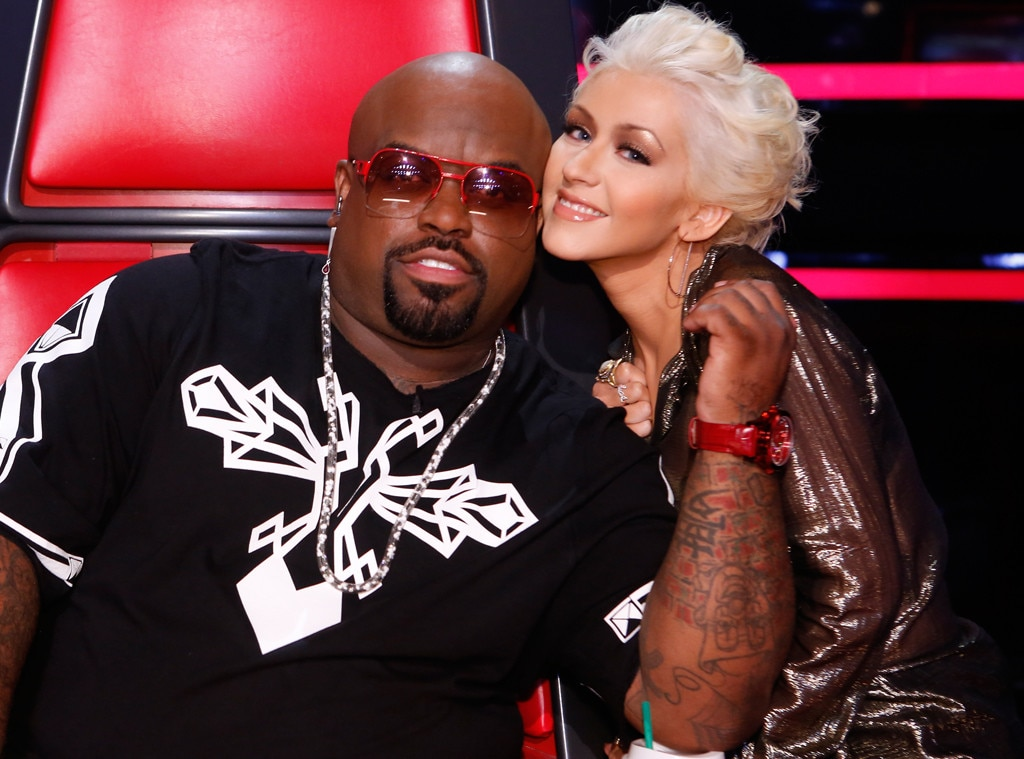 The Voice, CeeLo Green, Christina Aguilera