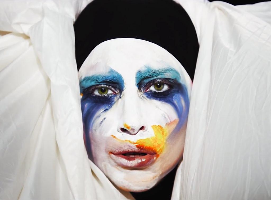 Lady Gaga, Applause Video