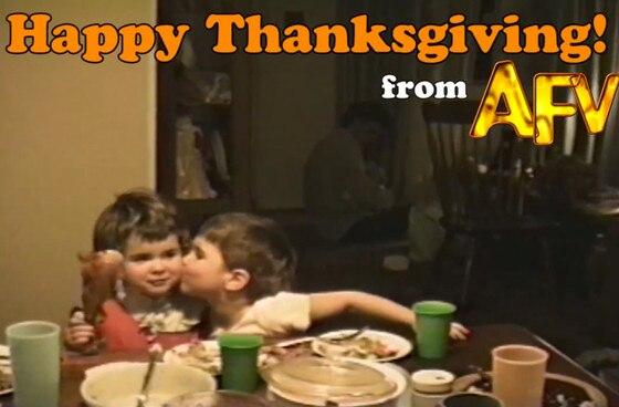 Happy Thanksgiving, AFV