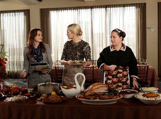 Gossip Girl, Thanksgiving