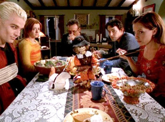 Buffy, Thanksgiving