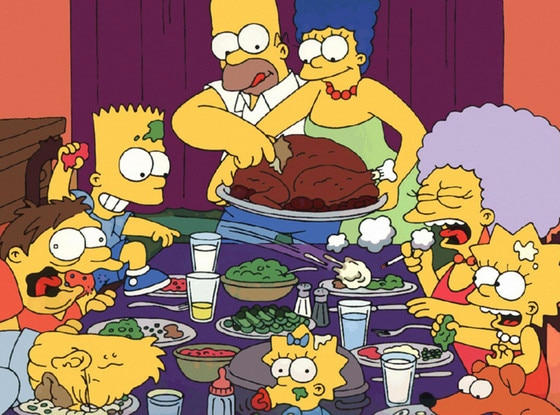 The Simpsons, Thanksgiving