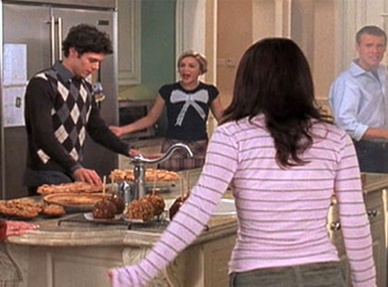 The OC, Thanksgiving