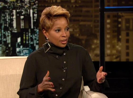 Mary J. Blige, Chelsea Lately