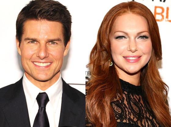 Tom Cruise, Laura Prepon