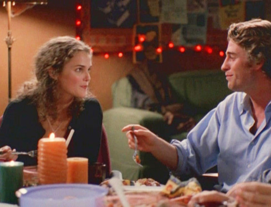 Felicity, Thanksgiving
