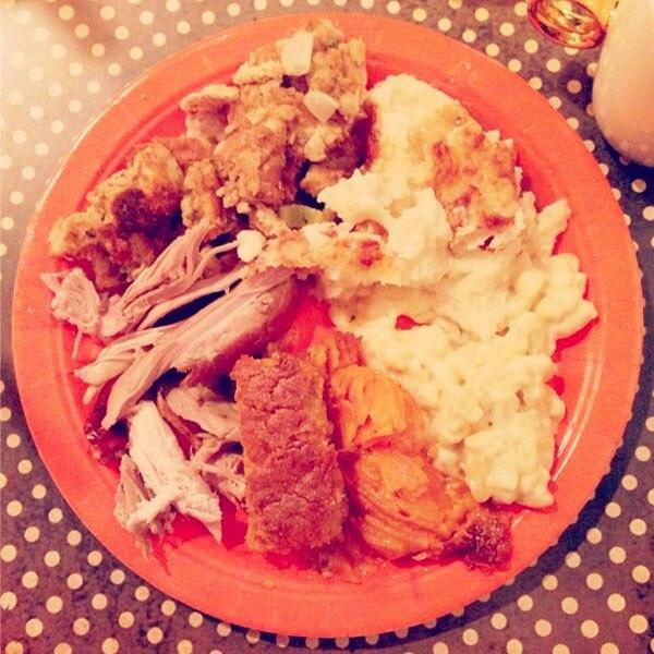Lauren Conrad, Thanksgiving