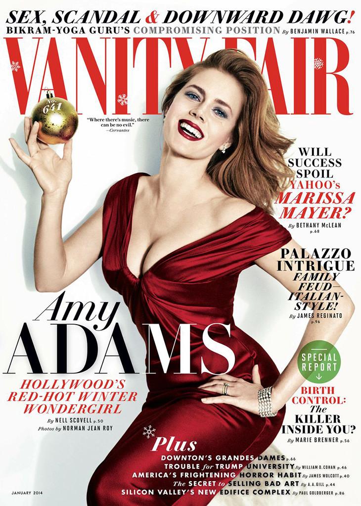 Amy Adams, Vanity Fair