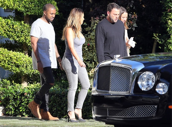 Kim Kardashian, Kanye West, Miami, Thanksgiving