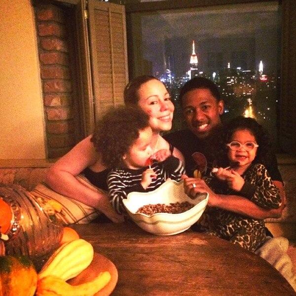 Mariah Carey, Thanksgiving