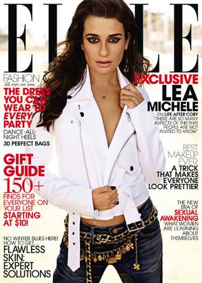 Lea Michele, Elle