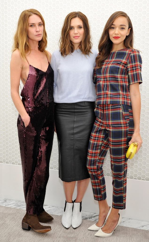 Mandy Moore, Ashley Madekwe, Erin Wasson