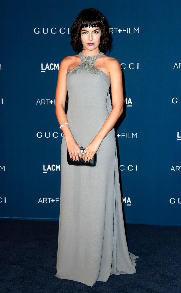 Camilla Belle, LACMA Gala
