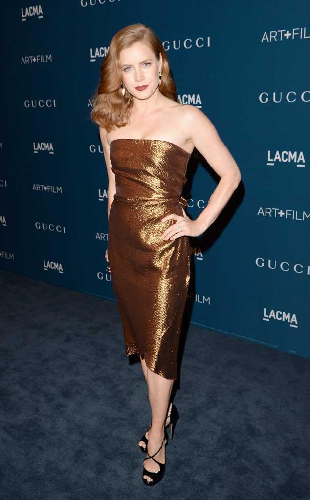 Amy Adams, LACMA Gala