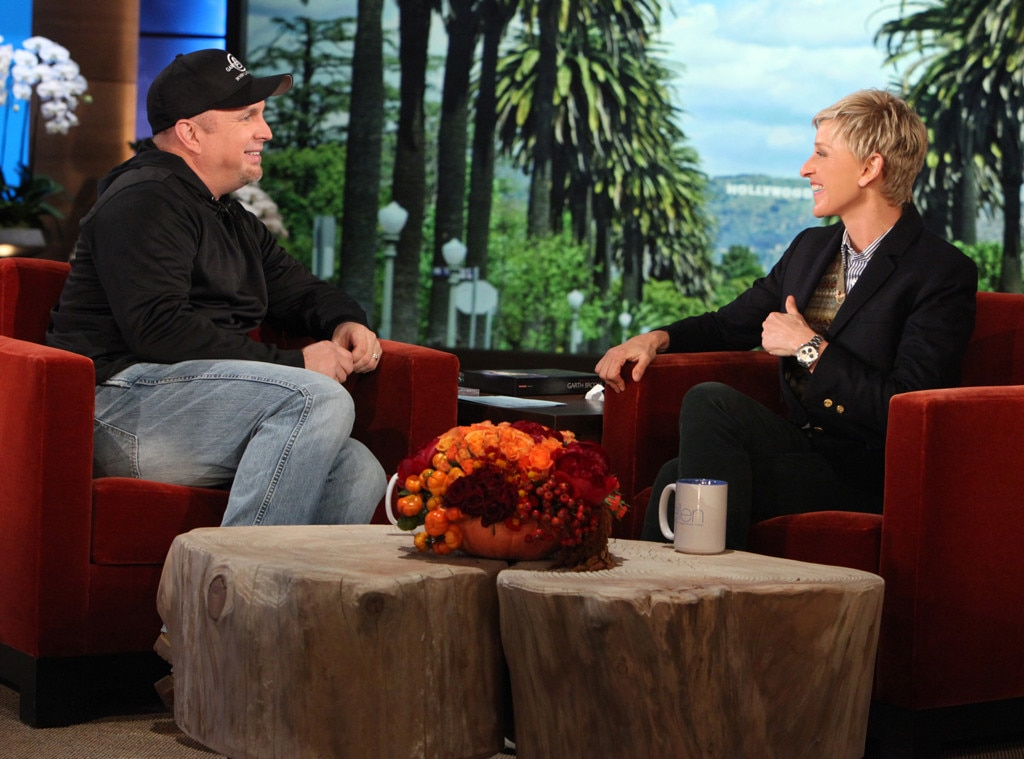 Ellen, Garth Brooks