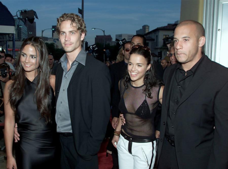 Jordana Brewster, Paul Walker, Michelle Rodriguez, Vin Diesel