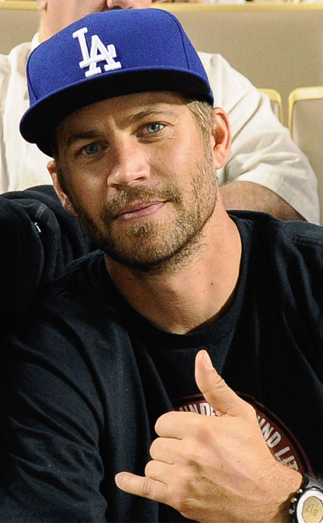 Paul Walker, Dodger Stadium
