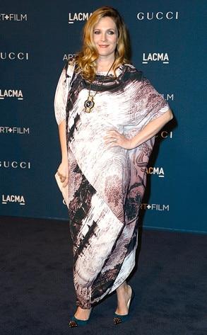 Drew Barrymore, LACMA Gala
