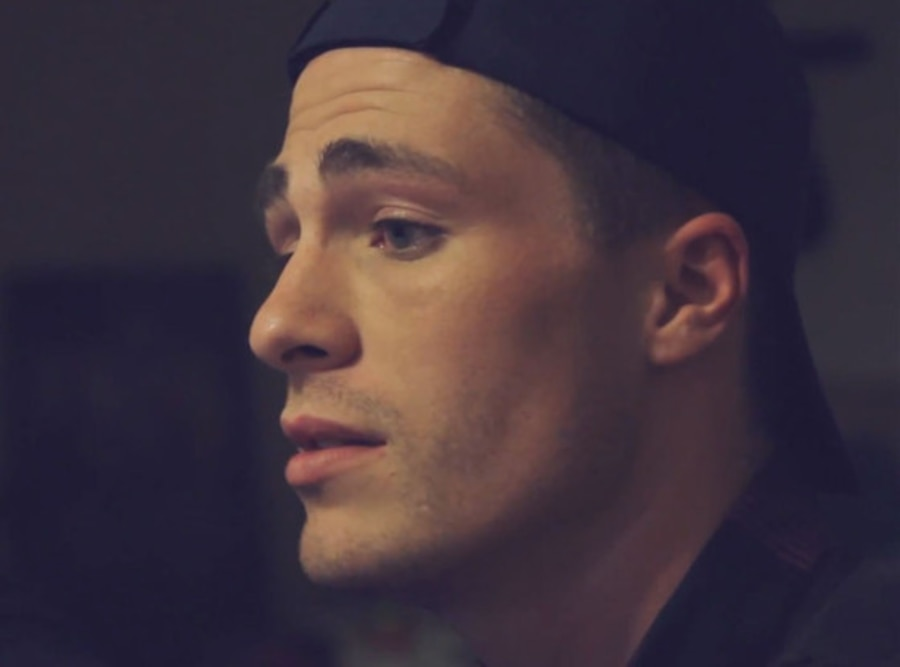 Colton Haynes, 19 You And Me