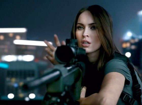 Megan Fox, Call of Duty