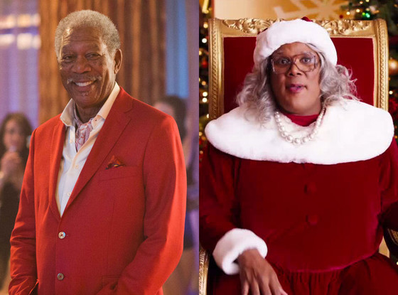 Last Vegas, Holiday Movie Guide, Tyler Perry's A Madea Christmas