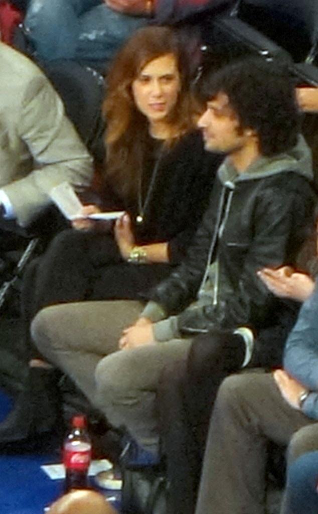 Kristen Wiig, Fabrizio Moretti