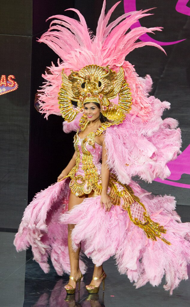 Miss Costa Rica From 2013 Miss Universe Costume Contest