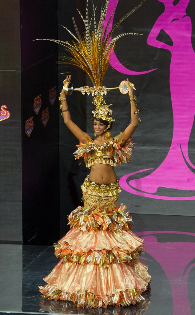 Miss Dominican Republic From 2013 Miss Universe Costume