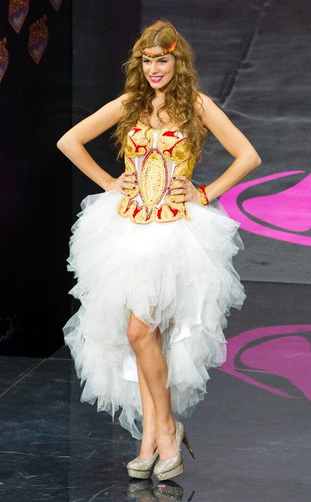 Miss serbia from 2013 miss universe costume contest e news - Diva tv srbija ...