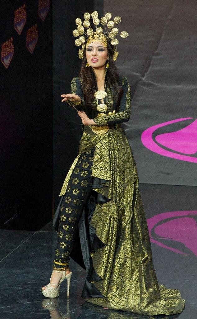 Miss Malaysia, Miss Universe