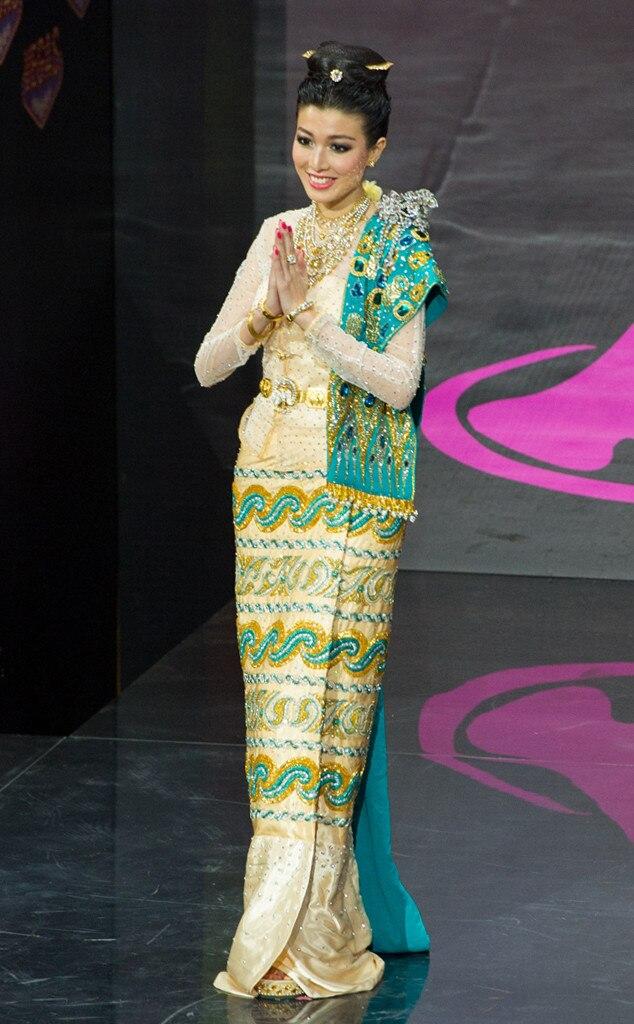 Miss Myanmar, Miss Universe