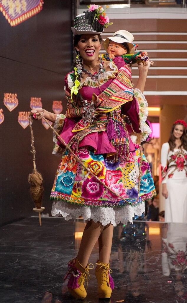 Miss Peru, Miss Universe
