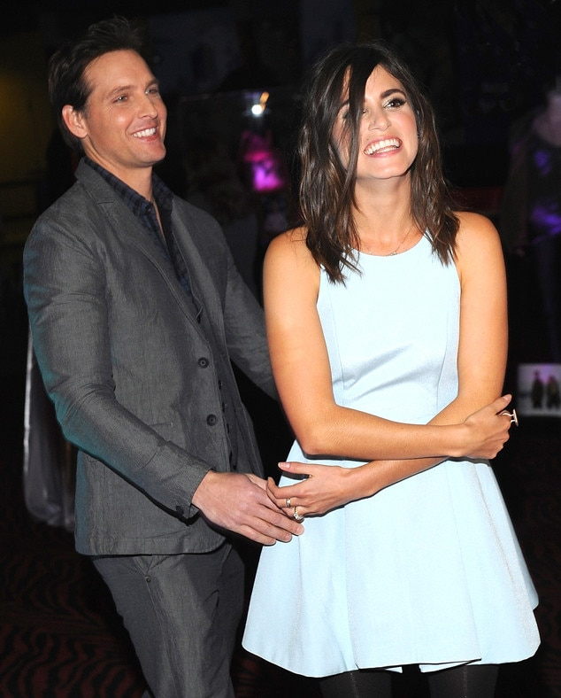 Peter Facinelli, Nikki Reed
