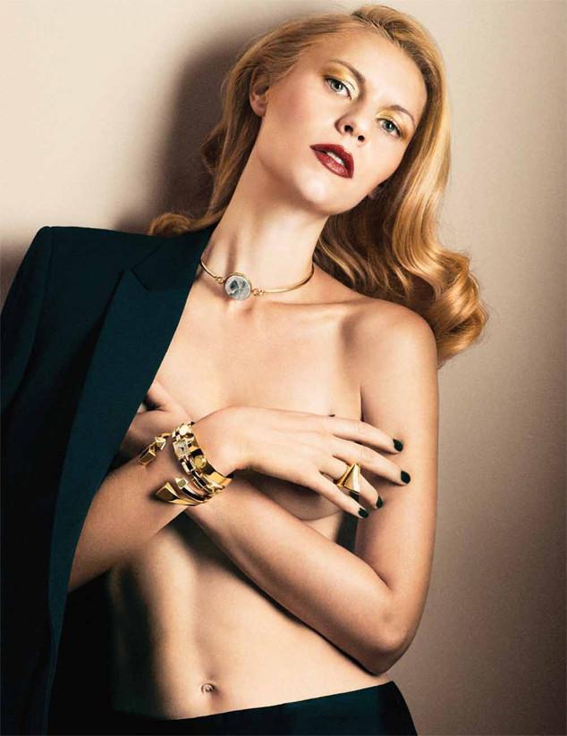 Claire Danes, Interview Magazine