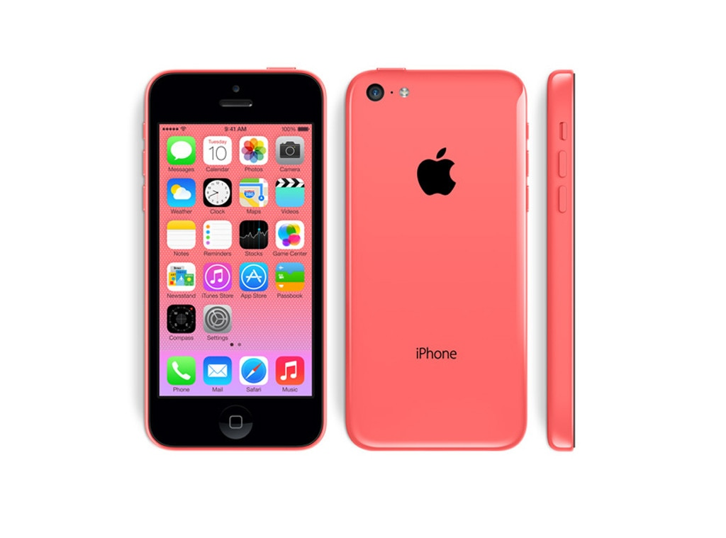 Chic Tech Gear, iPhone 5C in Pink